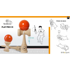 Kendama Play Pro II K - Orange