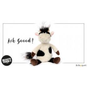 Ach Goood! (peluche vache 21cm) - Sigikid Beasts