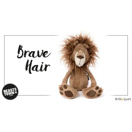 Brave Hair (peluche lion 43cm) - Sigikid Beasts