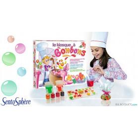 Le kiosque à bonbons