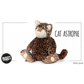 Cat Astrophe (peluche chat 34cm) - Sigikid Beasts