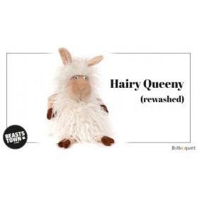 Hairy Queeny rewashed (peluche mouton 29cm) - Sigikid Beasts