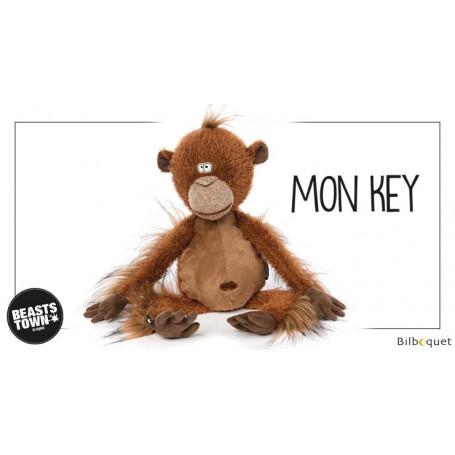 Mon Key (peluche orang-outan 40cm) - Sigikid Beasts