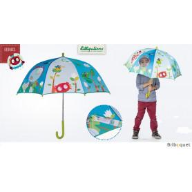Parapluie pour enfants Georges Le Lémurien