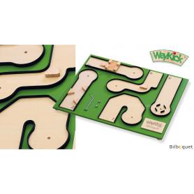 WeyKick Minigolf - Jeu d'adresse en bois