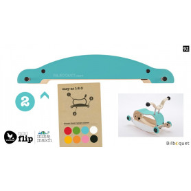 Wishbone Mini-Flip - Base - Aqua