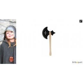 Hache de luxe en bois 45cm - Accesoire enfant