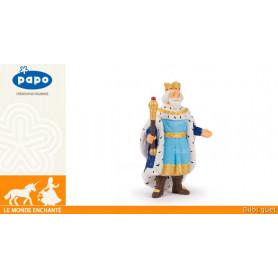 Le roi au sceptre d'or - Figurine Contes et Légendes