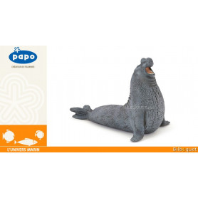 Éléphant de mer - Figurine jouet