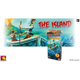 The Island Strikes Back!!! - Extension pour le jeu The Island
