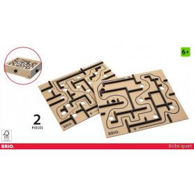 Extensions pour le labyrinthe en bois BRIO