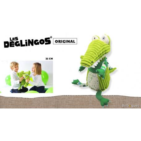 Aligatos l'alligator 31cm - Déglingos Original
