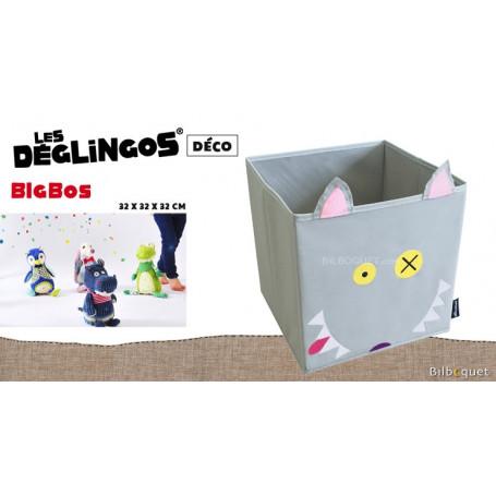 Boîte de rangement BigBos le loup