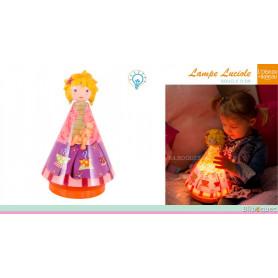 Lampe Luciole - Boucle d'or