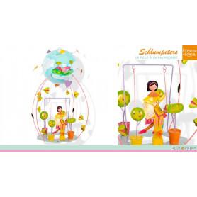 Mobile Schlumpeter - La fille à la balançoire