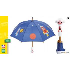 Parapluie enfant Cosmonaute par Ingela P.Arrhenius