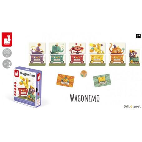 Wagonimo - Jeu d'association