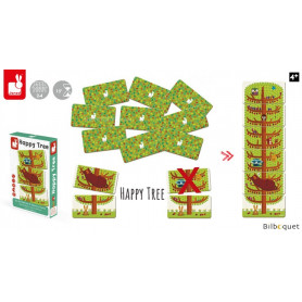 Happy Tree - Jeu de mémoire