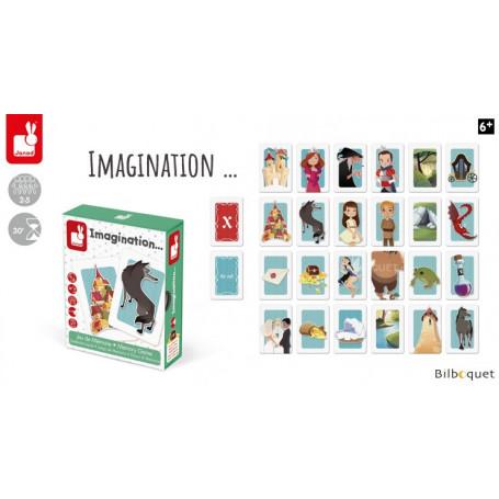 Imagination - Jeu de mémoire