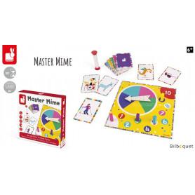 Master Mime - Jeu de mimes