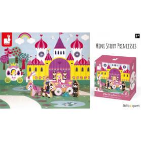 Princesses - Mini Story - 7 personnages et accessoires
