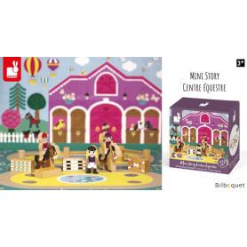 Centre équestre - Mini Story - 12 personnages et accessoires