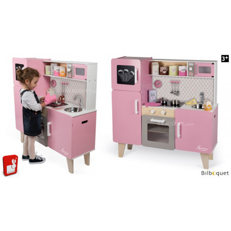 Macaron Maxi Cooker With Accessories Pretend Play Toy