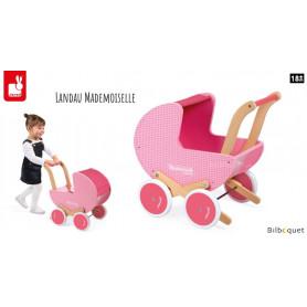 Landau de poupée Mademoiselle - Jouet d'imitation