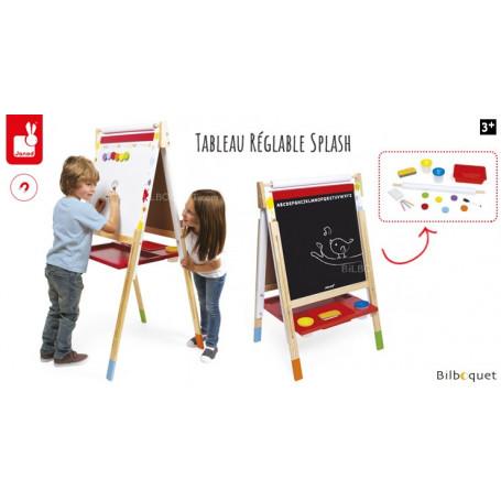 Tableau réglable en hauteur Splash - Mobilier enfant