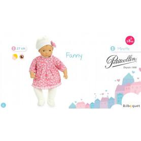 Poupée Minette 27cm - Fanny - Sylvia Natterer