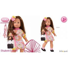 Poupée articulée Elisabeth Daisy Do 46cm - Götz Precious Day