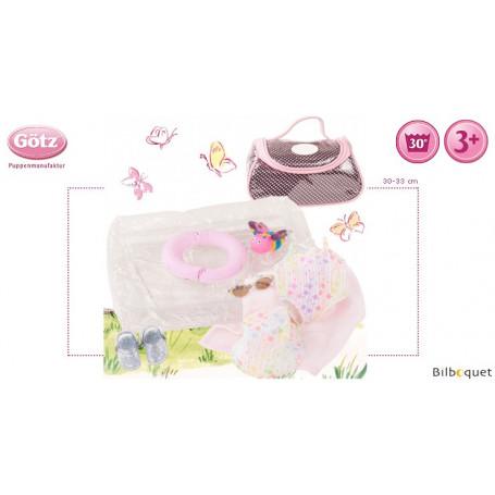 Set de piscine - Accessoires pour poupée 30-33cm