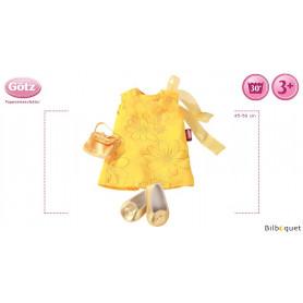 Tenue complète Golden Girl - Vêtement pour poupée 45-50cm