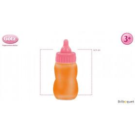 Biberon magique jus d'orange - Accessoire pour poupées