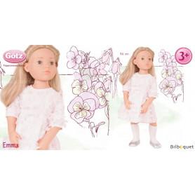 Poupée articulée Emma 50cm - Götz Happy Kidz