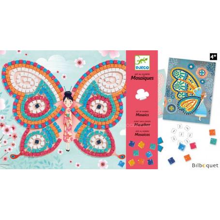 Mosaïques Papillons