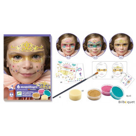 Coffret Maquillage Princesse +3ans