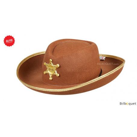 Chapeau de Cow-boy Jim - Accessoire déguisement enfant