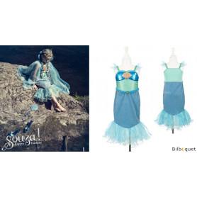 Déguisement de sirène bleue Maryola - Déguisement fille
