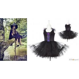 Robe de sorcière Cara - Déguisement fille