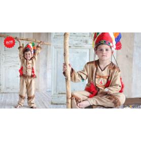 Koby - Déguisement d'indien - Costume pour enfant