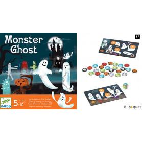 Monster Ghost - Jeu de mémoire et de stratégie