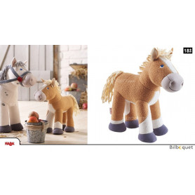 Poulain Tourbillon - Cheval pour poupée Haba