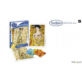 Metal Transfert - À la manière de Gustav Klimt - Collection Art & Créations