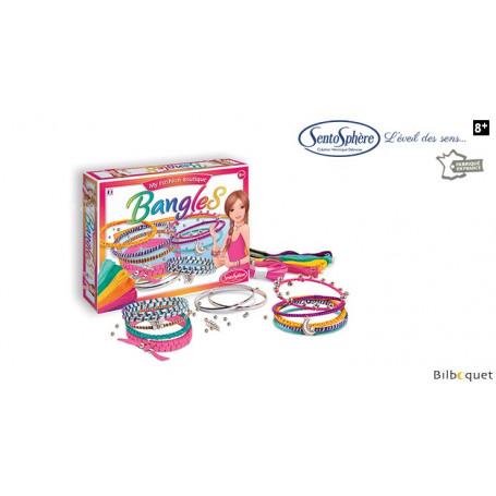 Kit créatif Bracelets Bangles