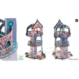 La tour des merveilles en carton POP'N PLAY