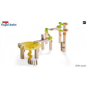 Toboggan à billes - Boîte de base Funnel Jungle