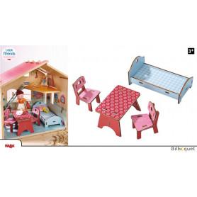 Meubles pour la maison de poupée La Chaumière - Little Friends