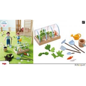 Set de potager - Accessoires pour maison de poupée Little Friends