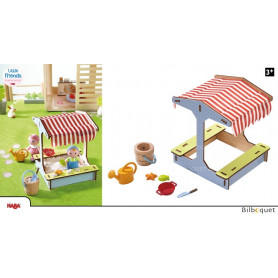 Ensemble Bac à sable - Accessoires pour maison de poupée Little Friends